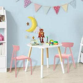 Sobuy Kmb15 Px2 Lot De 2 Chaise Enfant Design Pour Enfants Siege Garcons Et Filles