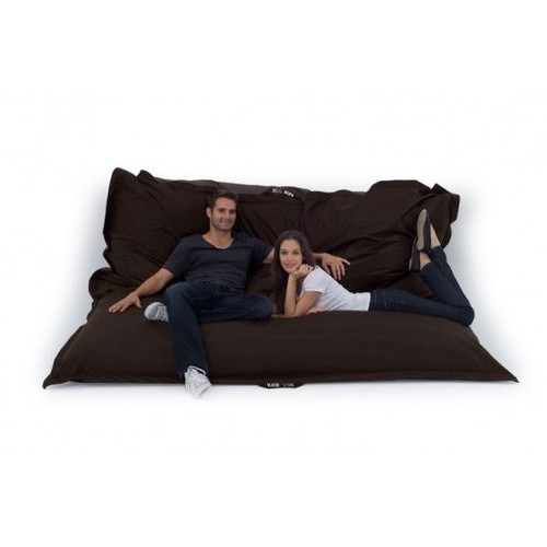 sofa pouf chocolat myfab pas cher achat vente priceminister. Black Bedroom Furniture Sets. Home Design Ideas