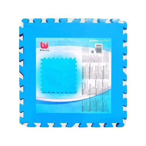 Sol protecteur 50x50 un cm bestway 58220 pas cher for Accessoire pour piscine bestway