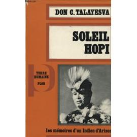 Soleil Hopi de Don C Talayesva