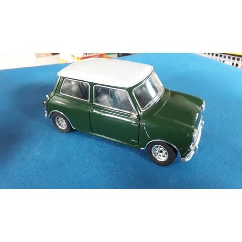 Solido Mini Cooper S 1964 Vert Anglais 116 Neuf Et Doccasion