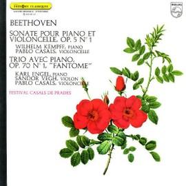 Sonate Pour Piano Et Violoncelle N�1 - Beethoven