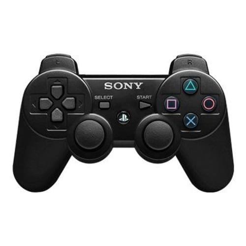 manette ps3 dualshock 3 officielle sans fil pour sony playstation 3. Black Bedroom Furniture Sets. Home Design Ideas