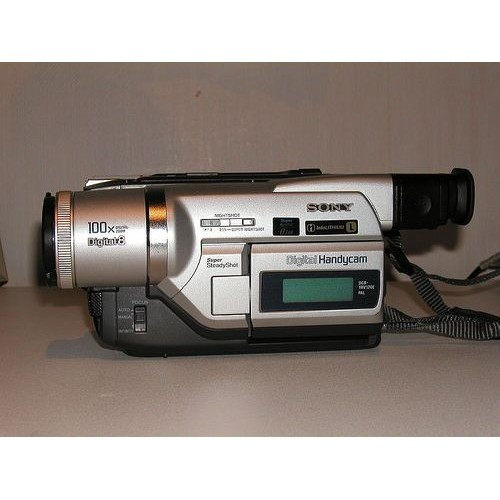 Sony handycam dcr trv120 camscope pas cher achat vente rakuten sony handycam dcr trv120 camscope fandeluxe Images