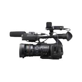Sony XDCAM EX PMW-EX1R - Cam�scope