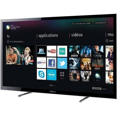 smart tv led sony kdl 40hx750 3d 40 1080p full hd pas cher. Black Bedroom Furniture Sets. Home Design Ideas