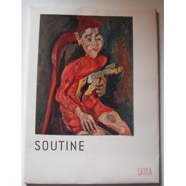 Soutine / Skira /1952