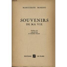 Souvenirs De Ma Vie de Marguerite Moreno
