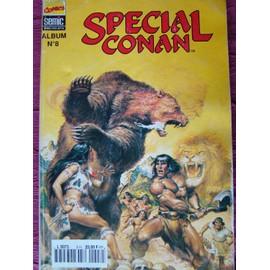 Special Conan Album Relie N� 8 N� 8 : Album N� 8 Comprenant Les N� 15 Et 16