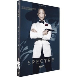 Petite annonce Spectre - Dvd + Digital Hd - sam mendes - 29000 QUIMPER