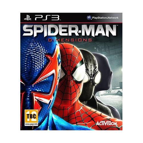 Spider man dimensions achat vente de jeu ps3 rakuten - Les jeux de spiderman 4 ...