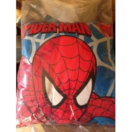 Spider-Man / Spiderman Coussin Recto Verso Neuf 40 X 40 Cms