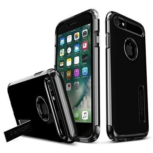 coque iphone 7 noir spigen