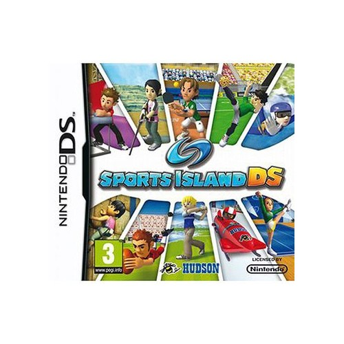 sports island achat vente de jeu nintendo ds. Black Bedroom Furniture Sets. Home Design Ideas