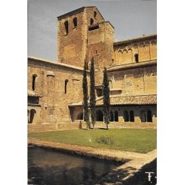 St Guilhem Le D�sert, H�rault, L'abbaye, Le Clo�tre Et Le Clocher