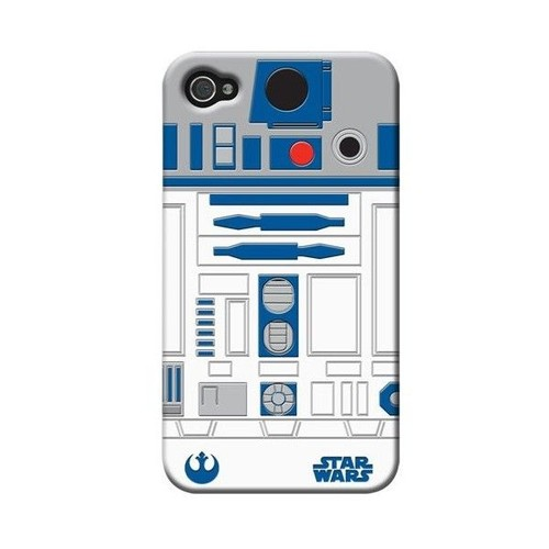 star wars coque iphone 5 5s silicone r2d2 neuf et d. Black Bedroom Furniture Sets. Home Design Ideas