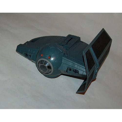 Star wars vaisseau dark vador tie fighter 70 80 neuf et d 39 occasion - Vaisseau de dark vador ...