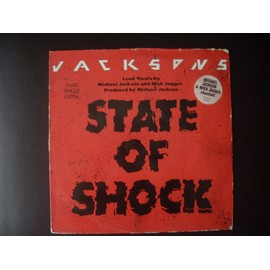 State Of Shock (Holland + Stickers) - Jacksons