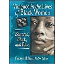 Violence In The Lives Of Black Women de Tom M. Stevenson