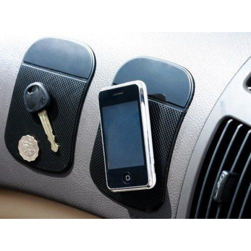 sticky pad anti slip support antid rapant voiture pour iphone portable pi ces t. Black Bedroom Furniture Sets. Home Design Ideas