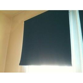 store enrouleur occultant bleu leroy merlin 60x195 cm. Black Bedroom Furniture Sets. Home Design Ideas