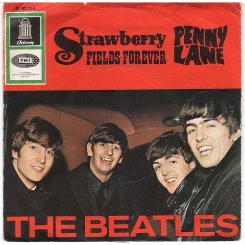 Strawberry Fields Forever Penny Lane De The Beatles En