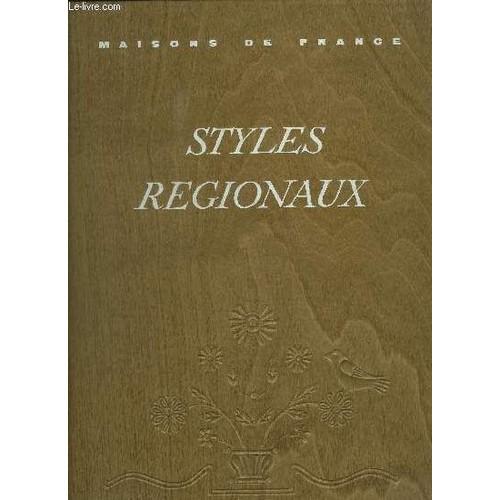 Styles Regionaux De Collectif 1061518088 L