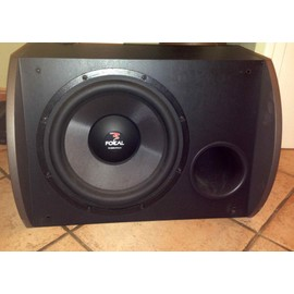 subwoofer focal 33 lux 800w pas cher achat et vente priceminister. Black Bedroom Furniture Sets. Home Design Ideas