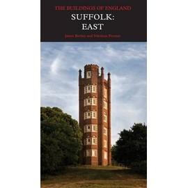 Suffolk: East de James Bettley