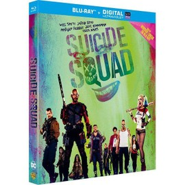 Petite annonce Suicide Squad - Blu-Ray + Blu-Ray Extended Edition + Copie Digitale Ultraviolet - 05000 GAP