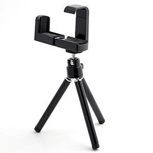 support tr pied pour iphone 4 smartphone et appareil photo compact apn. Black Bedroom Furniture Sets. Home Design Ideas