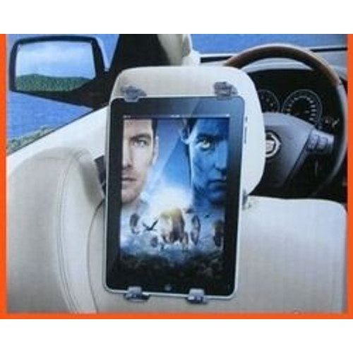 support voiture si ge arri re de voiture tablette fixation auto gps lecteur dvd. Black Bedroom Furniture Sets. Home Design Ideas
