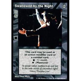 Swallowed By The Night X2 - Vtes (Sabbat) Vampire The Eternal Struggle)