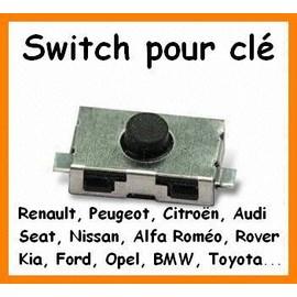 switch bouton cl t l commande plip peugeot 106 206 306 307 406 citroen c3 c5. Black Bedroom Furniture Sets. Home Design Ideas