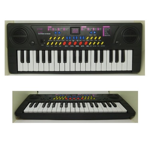 synthetiseur 37 touches keyboard musique piano jeux jouet enfant 494. Black Bedroom Furniture Sets. Home Design Ideas