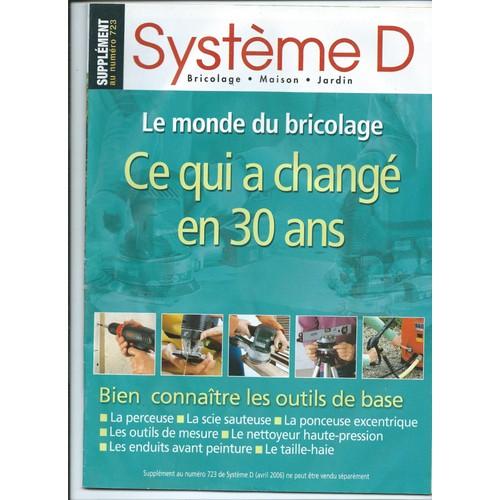 Systeme D Supplement Au Numero 723 1159653283 L