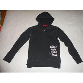 T-Shirt � Capuche Jersey Coton Marinetissaia