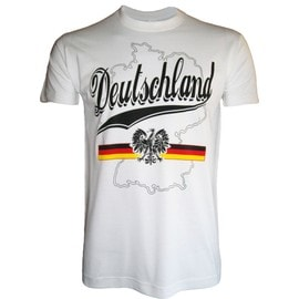 T-Shirt Allemange - Collection Supporter Football Germany - Deutschland - Tee Shirt Taille Adulte