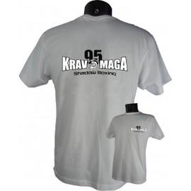 Petite annonce T-Shirt Blanc Krav Maga Shadow Boxing 95 - 95000 CERGY