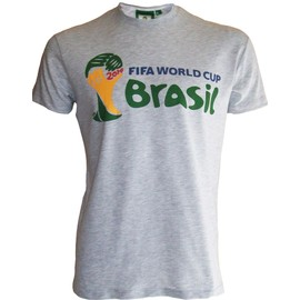 t shirt collection officielle coupe du monde de football au bresil fifa world cup brasil. Black Bedroom Furniture Sets. Home Design Ideas
