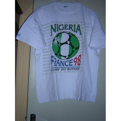 t shirt coupe du monde france 98 achat et vente rakuten. Black Bedroom Furniture Sets. Home Design Ideas