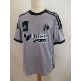 Football T Gris 48 14 Thauvin Adidas Shirt De Vintage Ans À N° Taille Om 12 Marseille D9IH2E