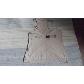 T-Shirt Etam Beige Taille L