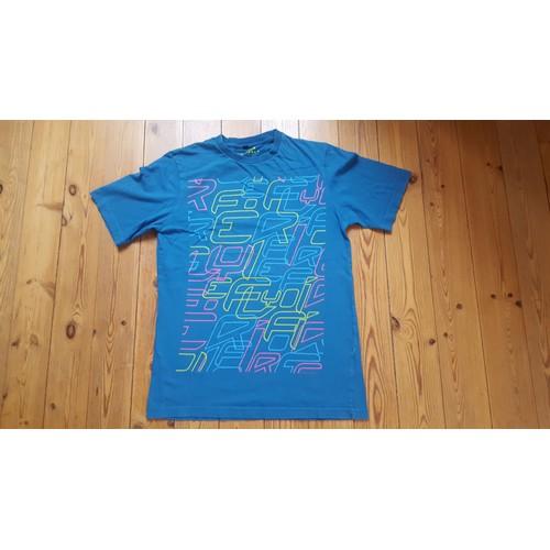 62e0c64529ae0 T-Shirt Firefly Coton S Turquoise Mc - Achat et vente - Rakuten