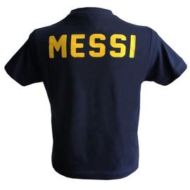 3275b81119 T-Shirt Lionel Messi - Collection Officielle Fc Barcelone - Blason Maillot  Barca - Fc Barcelona - Tee Shirt Mode Football ...