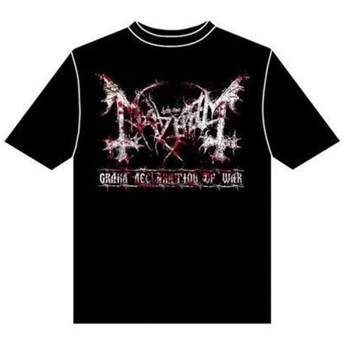 tshirt mayhem grand declaration of war achat et vente