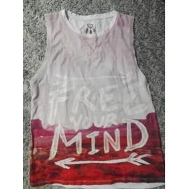 T-Shirt Undiz Coton S Blanc