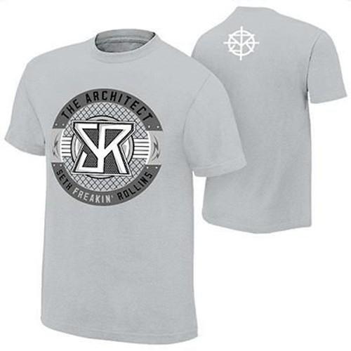 Et Seth Achat Rollins Freakin Vente Wwe T Shirt TFclK1J