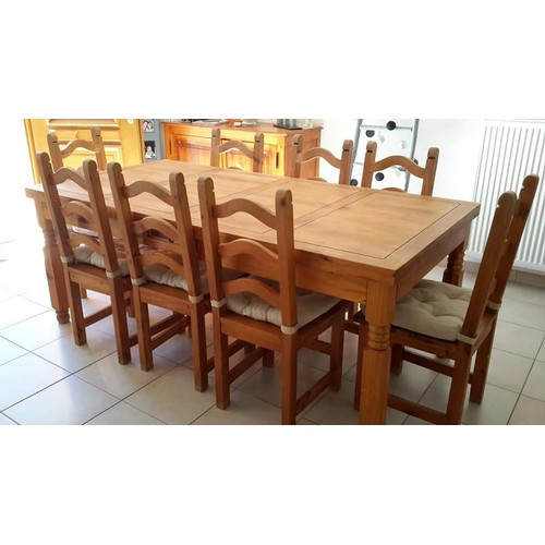 Pin Table8 Massif Table8 Chaises Massif Massif Pin Table8 Pin Table8 Chaises Chaises l3F1JcKT