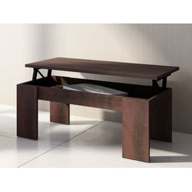 Table basse relevable wenge - Table basse relevable pas cher ikea ...